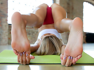 Sexy Soft Feet Workout